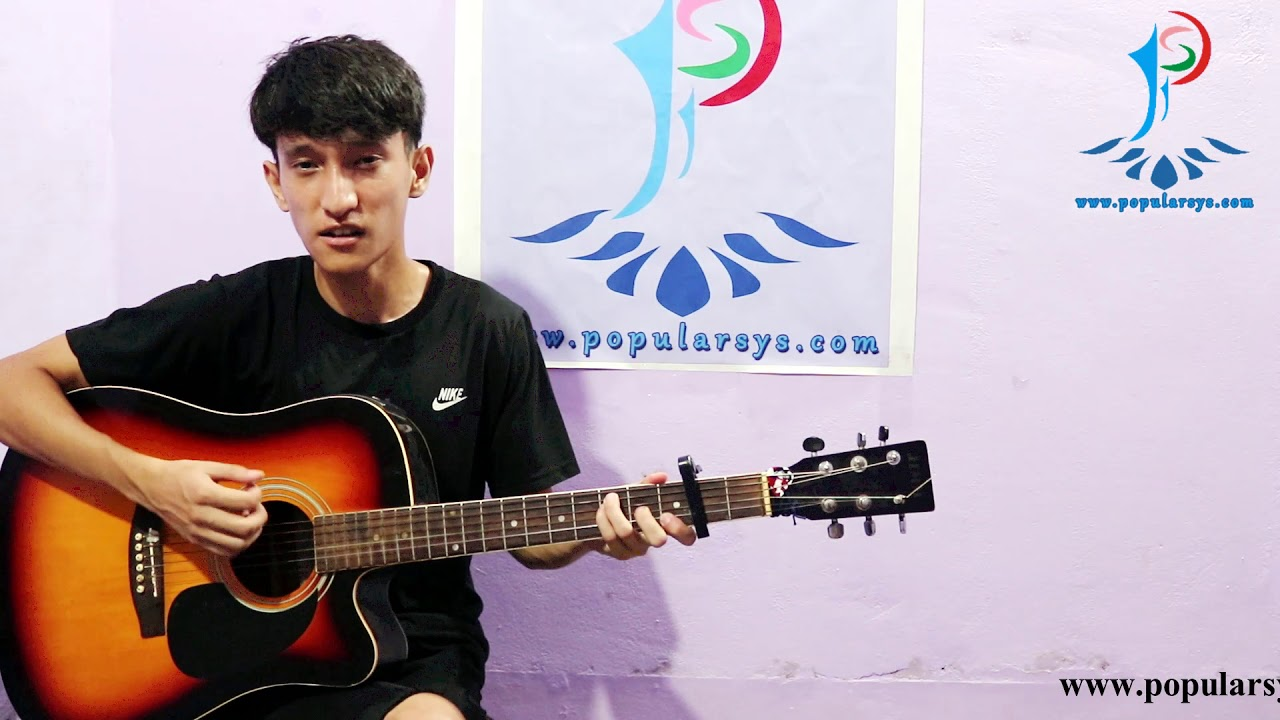 Sanjha Parey Pachhi… Cover song by Anmol Gurung
