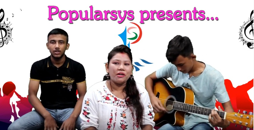 Timi hou lakhau ko dhadkan… cover song