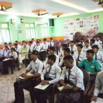 Students of BPC attend a two-day workshop