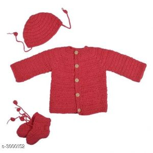 Adorable Kid's Sweater Sets